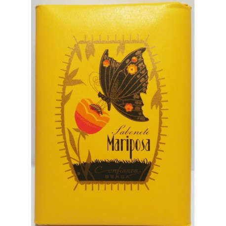 Sabonete Mariposa