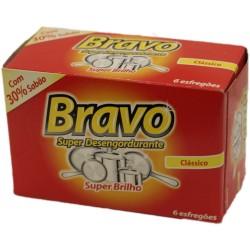 Esfregões Bravo