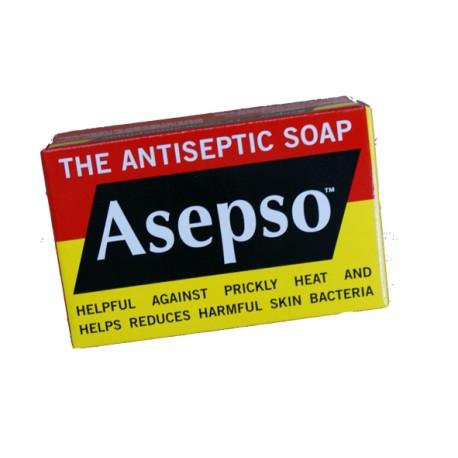 Sabonete Asepso - 90 gr.