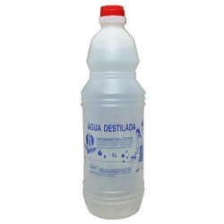 Água Destilada 1 L.