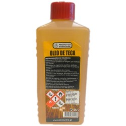Oleo de Teca 500 ml.