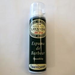 Espuma barbear Lavanda