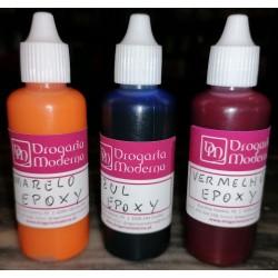 Pigmentos Resina Epoxy
