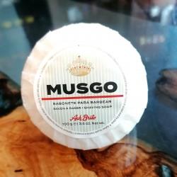 """Sabão de Barbear """"Musgo"""""""