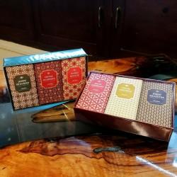 Caixa de sabonetes Azulejos 1 e 2