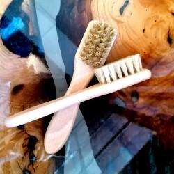 escova coto em cerda