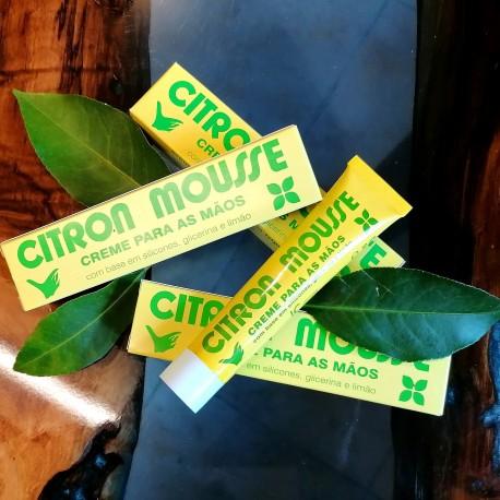 CITRON MOUSSE CREME