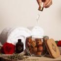 Recarga De Difusor De Cortiça - Chá Verde E Rosas